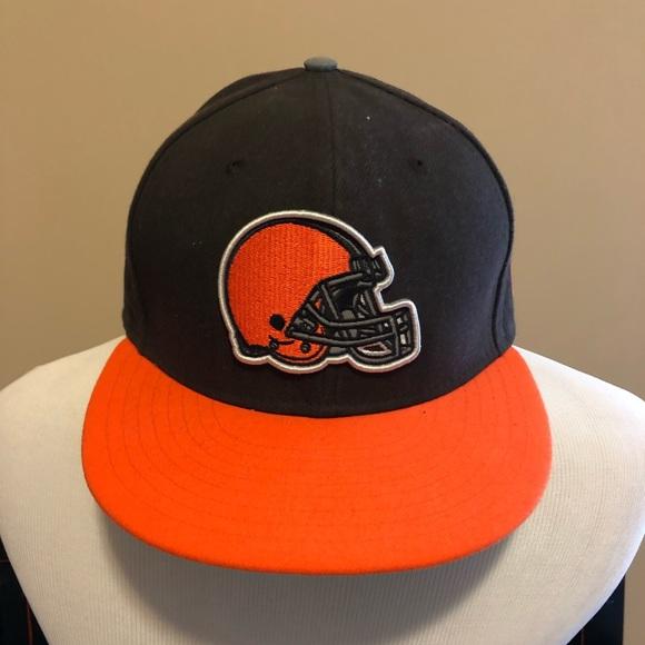 browns cap